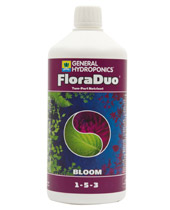 GHE - FloraDuo Bloom