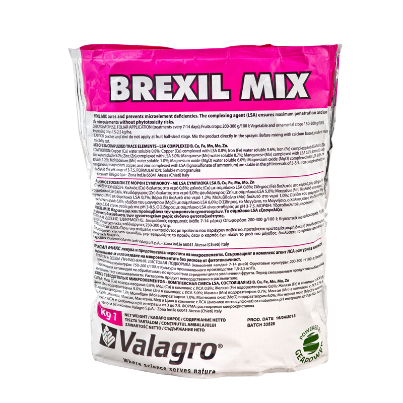 Brexil MIX
