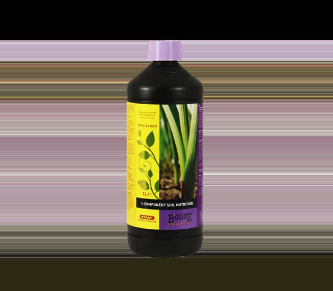 B'cuzz 1-Component Soil Nutrition