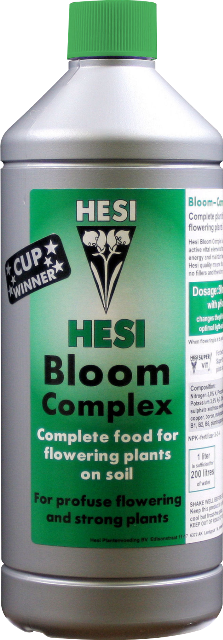 Bloom Complex Soil