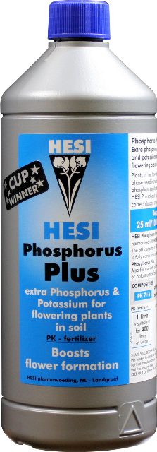 Phosphorus Plus Soil