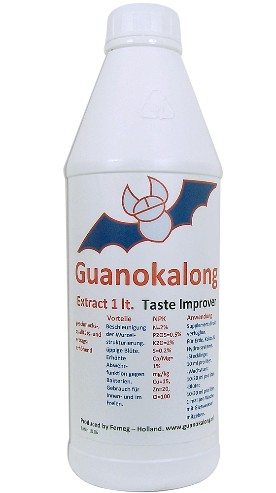 Guanokalong - Extract