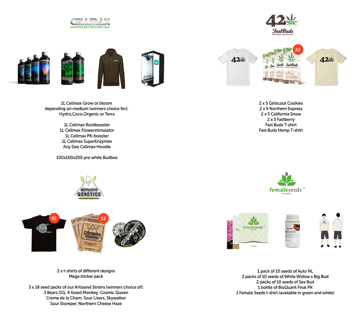 a65298776a Xmas Grow Special 2017 giveaway - GrowDiaries