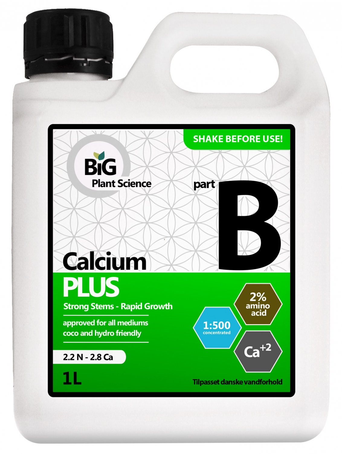 Big Plant Science - Calcium Plus Part B
