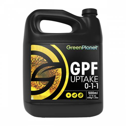 GPF Uptake (fulvic acid)