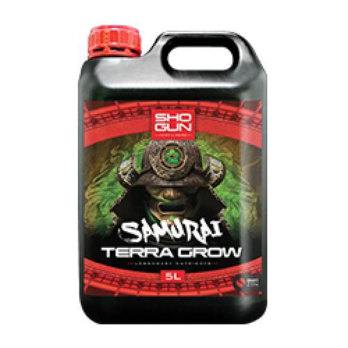 SHOGUN Samurai Terra Grow