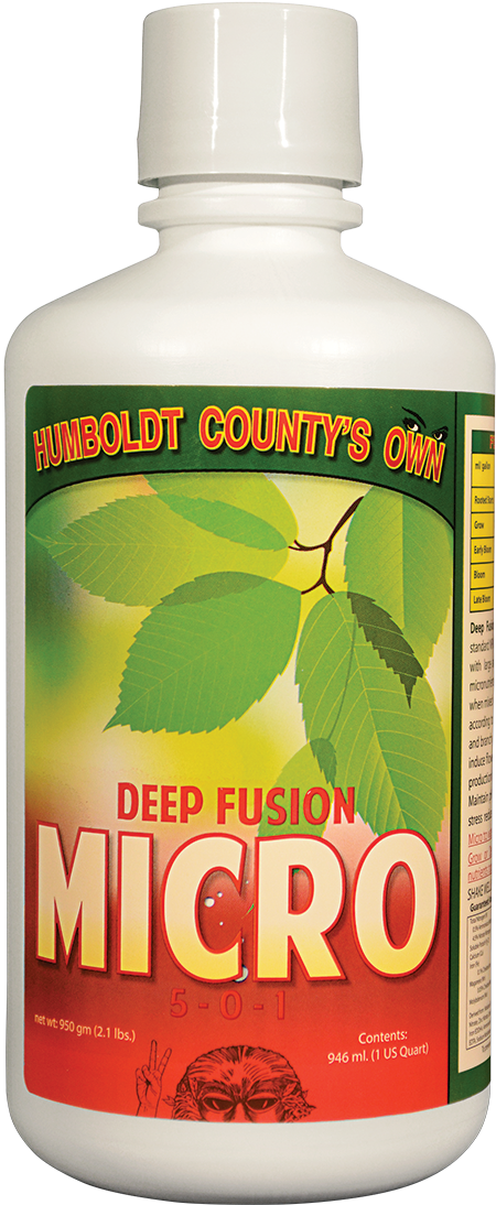 Humboldt County's Own - Deep Fusion Micro