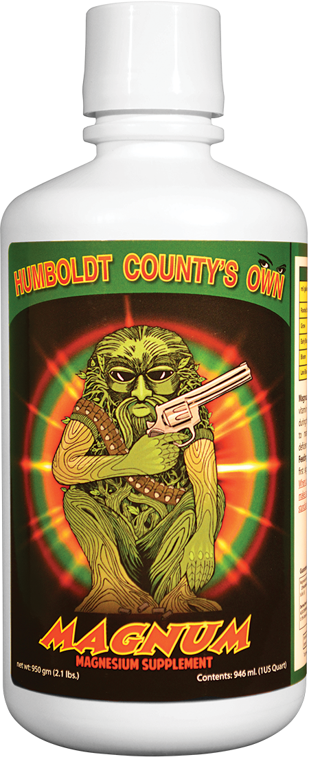 Humboldt County's Own - Magnum