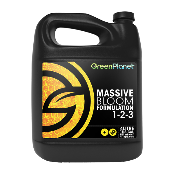Green Planet Nutrients - Massive Bloom Formulation