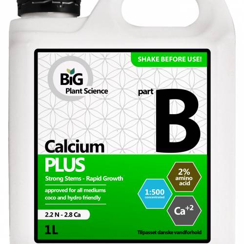 Calcium Plus Part B