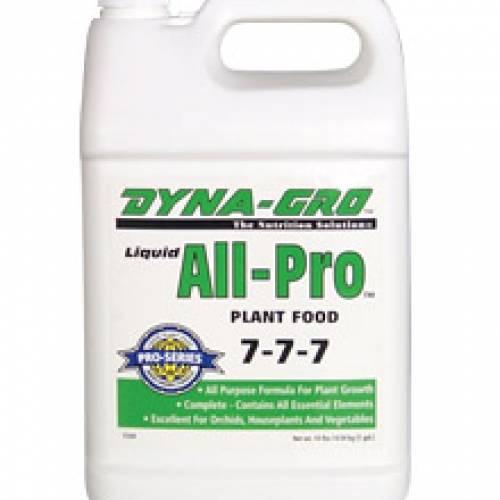 All-Pro All-Purpose Formula
