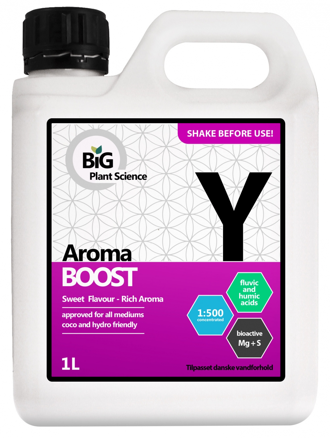 Big Plant Science - Aroma Boost