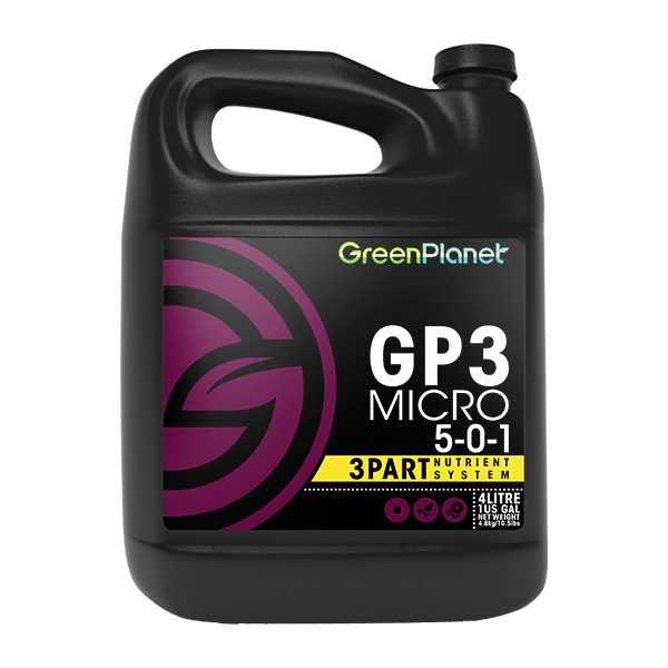 Green Planet Nutrients - GP3 Micro
