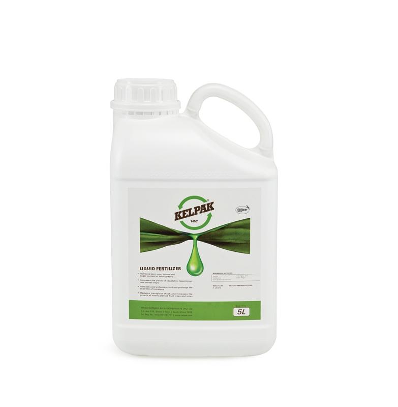 Organic Liquid Fertiliser / Kelpak nutrient info - GrowDiaries