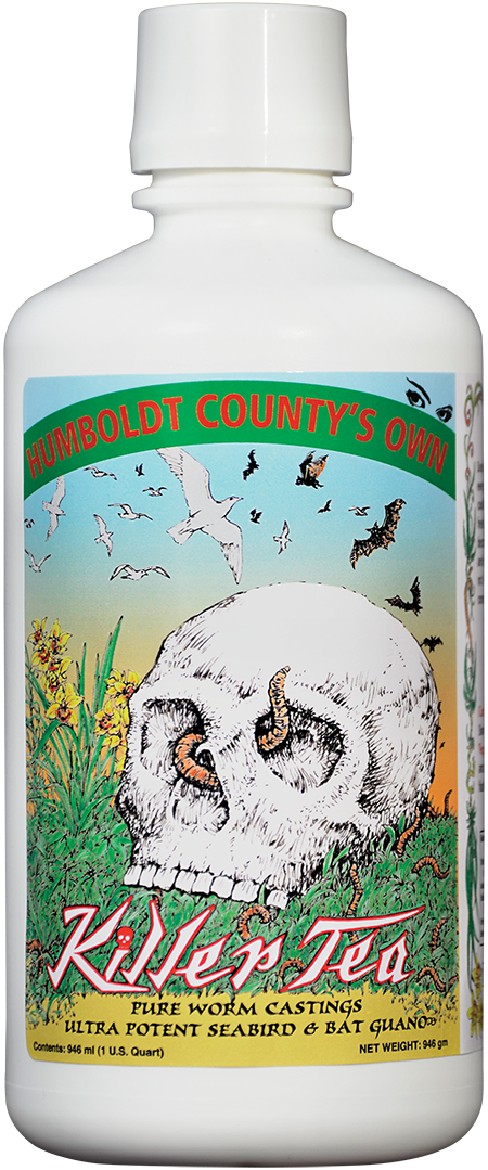 Humboldt County's Own - Killer Tea