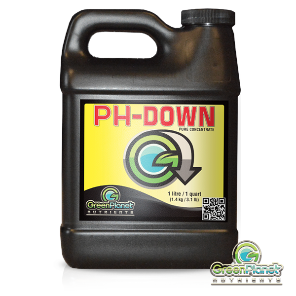 Green Planet Nutrients - pH Down