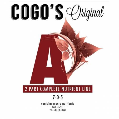 Cogo's Original Cannabis Formula Part A