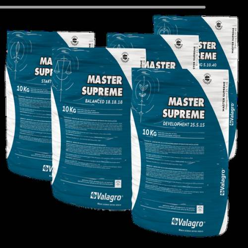 Master Supreme