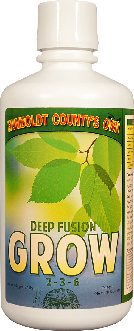 Humboldt County's Own - Deep Fusion Grow
