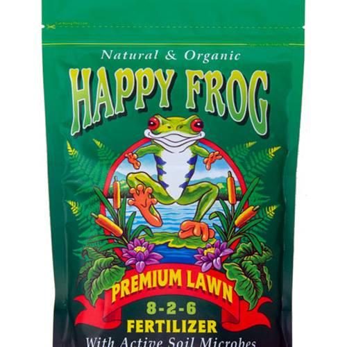 Happy Frog Lawn