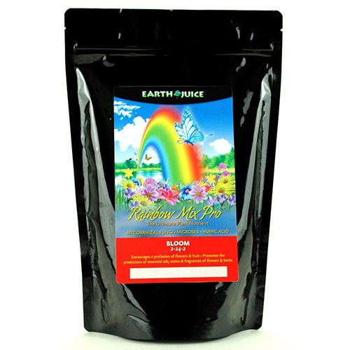 Earth Juice - Rainbow Mix PRO Bloom