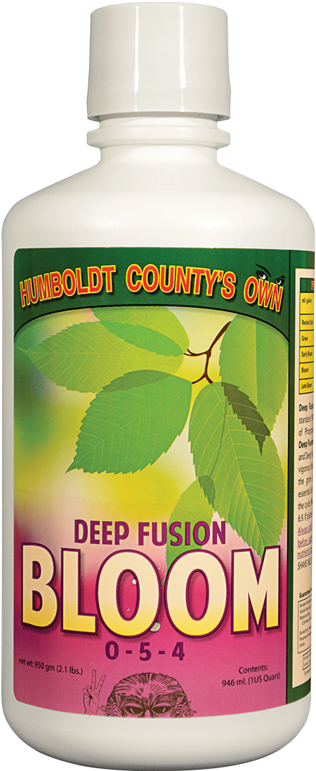 Humboldt County's Own - Deep Fusion Bloom