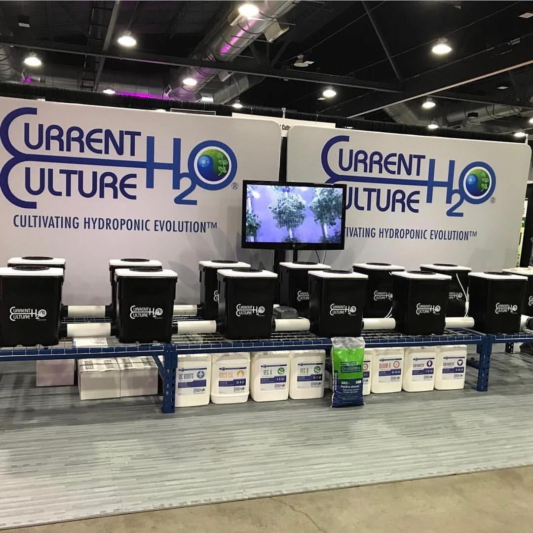 Current Culture H2O nutrient producer info - GrowDiaries