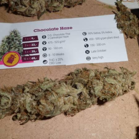 Choco haze