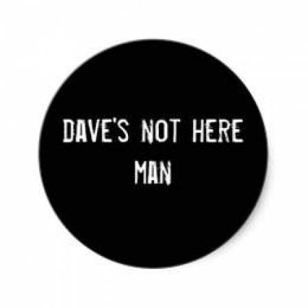 DavesNotHere